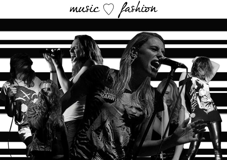 Music <3 Fashion - Madeleine - madstyling.com