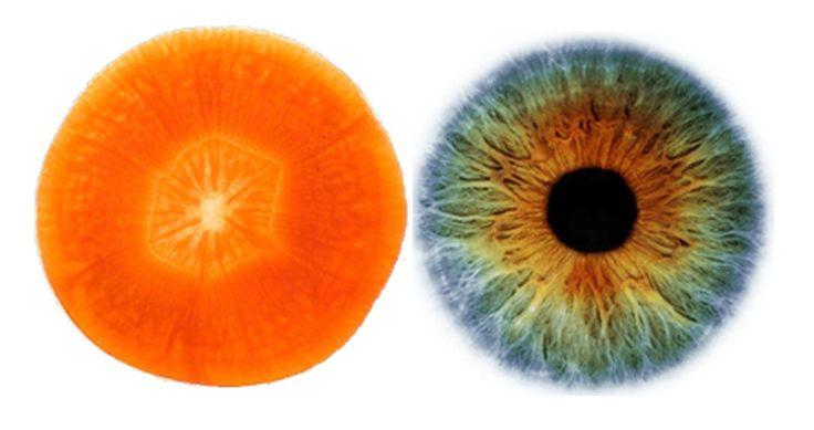 Karotenoidy wyostrzają wzrok