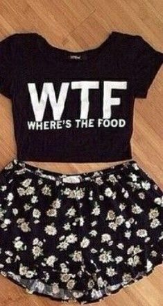 This clothes describe me perfectly