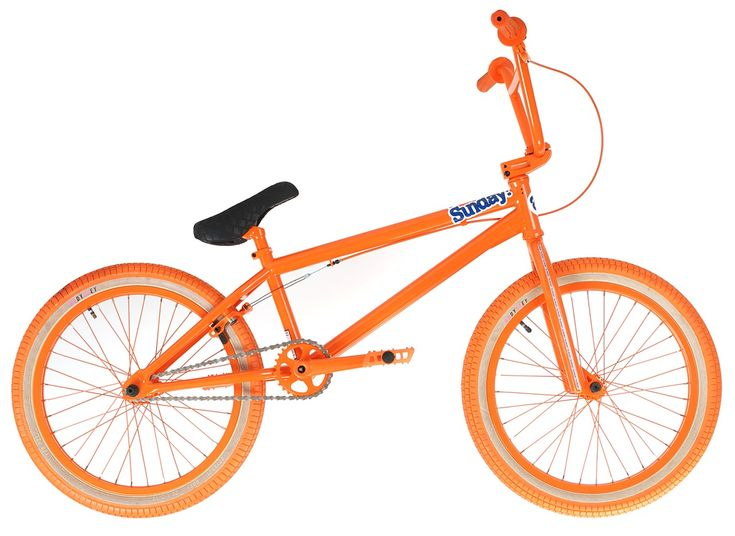 BMX | Sunday Bikes | Orange Soda
