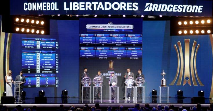 "Fla lamenta ""grupo da morte"" e espera poder jogar Libertadores no Maracanã"