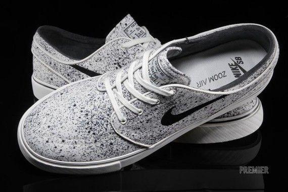 Nike SB Stefan Janoski PRM- Ivory Speckle