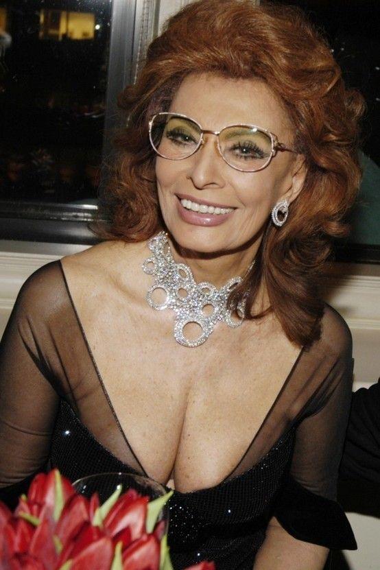 Sophia loren transvestite