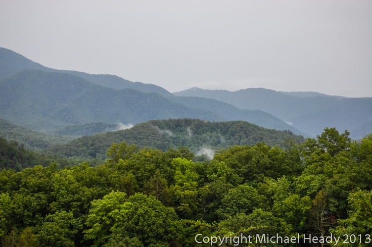 The Great Smokey Mountains