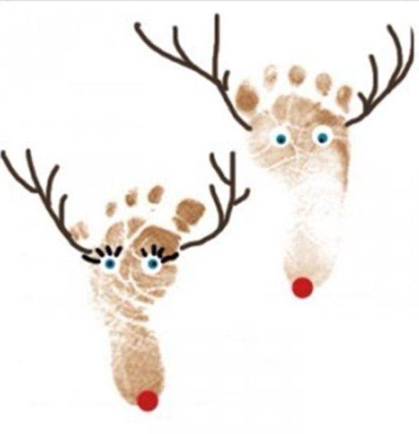 Kids Christmas Craft @Dana Curtis Haskill @Verónica Sartori Amezquita