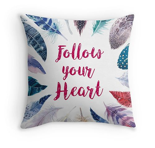 Feathers, Follow your heart