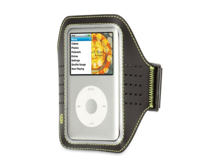 Trainer armband for iPod classic