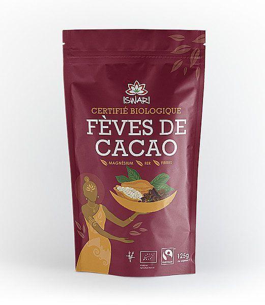 ISWARI » Fèves de Cacao cru