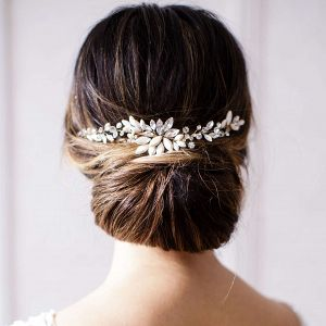 Rhea Bridal Hair Adornment