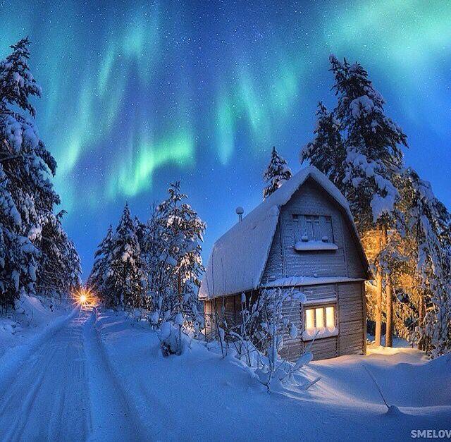 Kola Peninsula, Murmansk, Russia ❤️