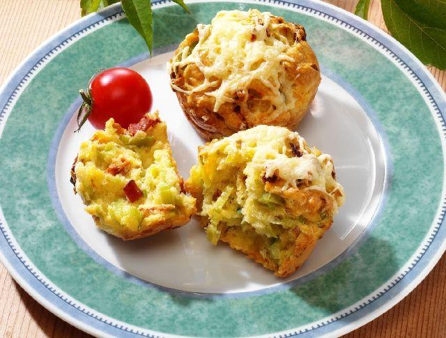 Zöldfűszeres muffin Recept képpel - Mindmegette.hu - Receptek