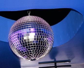 Disco Ball - Fondant Decoration