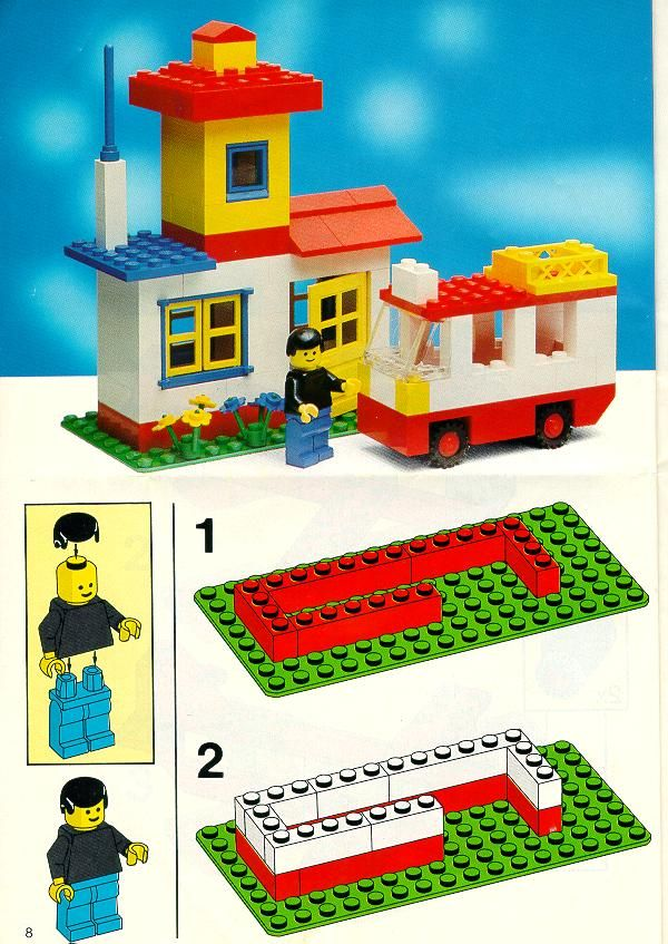 48 Best Lego Images On Pinterest Lego Instructions Lego Building