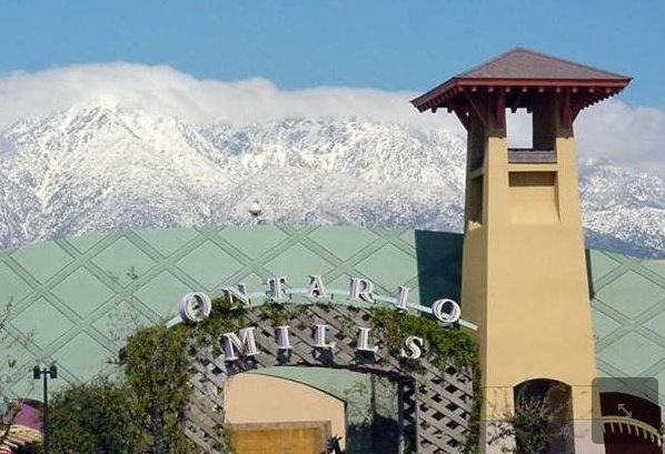 Spend the day shopping at Ontario Mills, the enclosed outlet mall with more than 200 manufacturer and retail outlets in Ontario, California