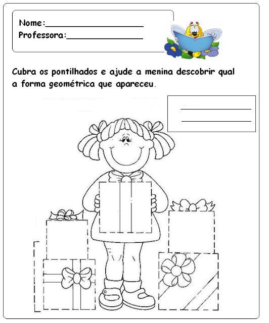 Blog Professor Zezinho : Atividades Variadas Para Salas do Pré Escolar