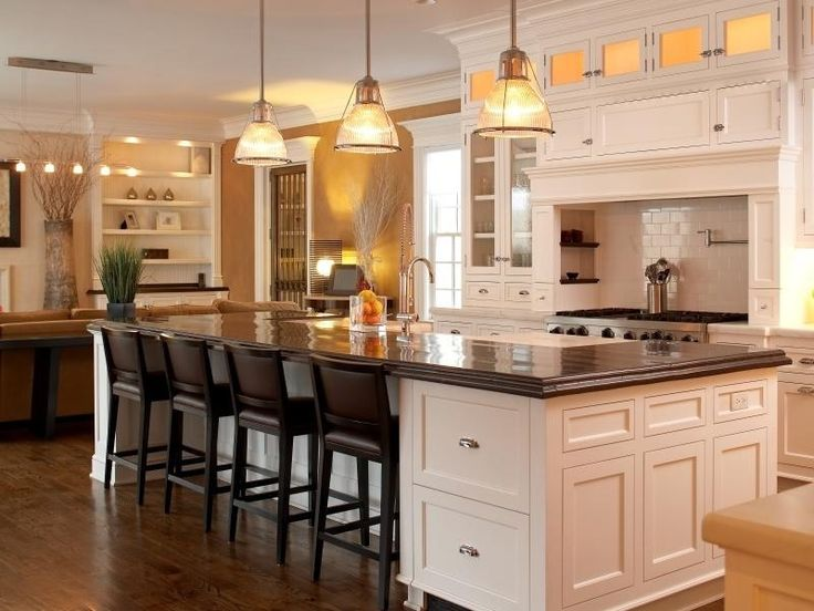 Black And White Traditional Kitchen best 25+ traditional kitchens with islands ideas only on pinterest