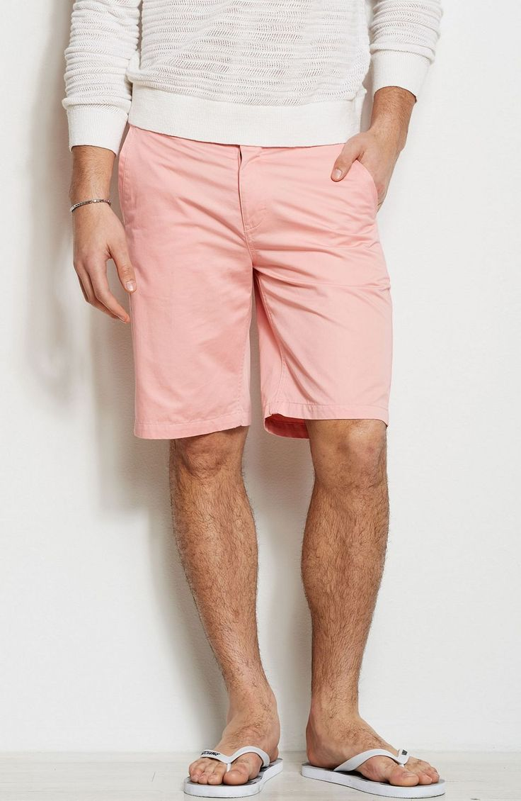 Mens Shorts Pink - The Else