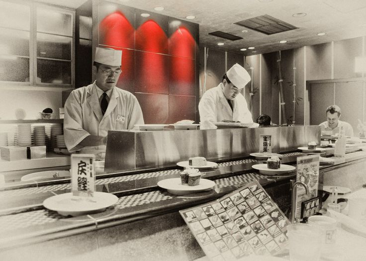 conveyor style delivery at home conveyor sushi kid crave see more