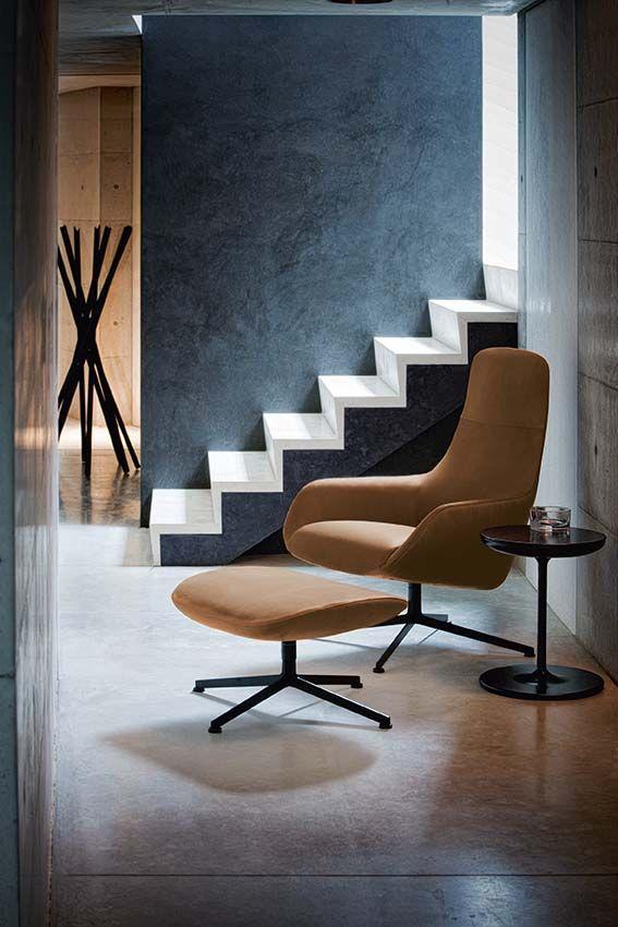 Kent armchair for #Zanotta from Milan Fair 2013.