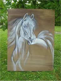 17 meilleures images propos de faire bient t for Peinture sur fer a cheval