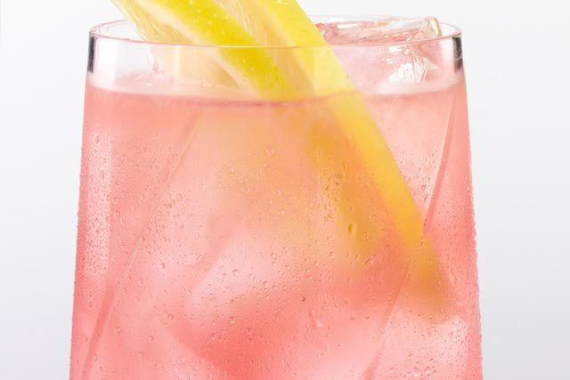 Cinderella Fruity Non-Alcoholic Mixed Drink Recipe