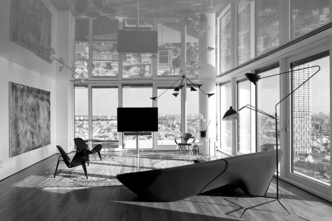 minimalistishe interior
