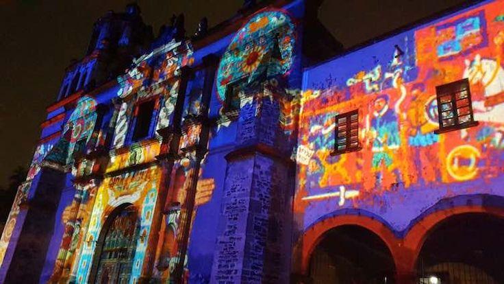 mapping-1 Proyectores de primer nivel renovarán fachada del Museo de Bellas Artes