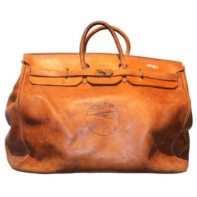 Hermes Hac Travel Bag Men S Style Bags Hermes Bags