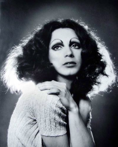 Holly Woodlawn: Drag and transgender pioneer, Warhol superstar, singer, actress, author and one funny lady.