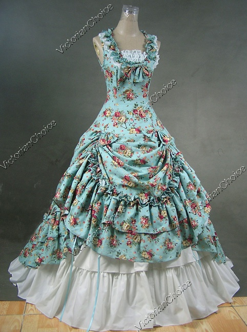 Southern Belle Lolitta Ball Gown. WOW.