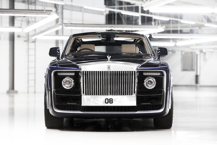 One-Off Rolls Royce Sweptail is the World's Most Expensive New Car » AutoGuide.com News