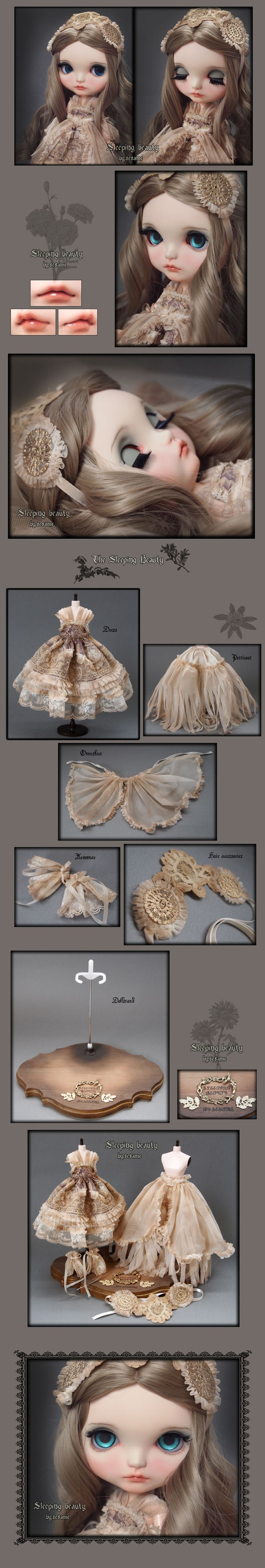 Extraordinary custom Blythe