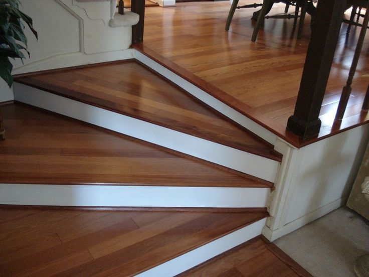Best I Like This Look On Stairs With Porcelain Flooring That 400 x 300