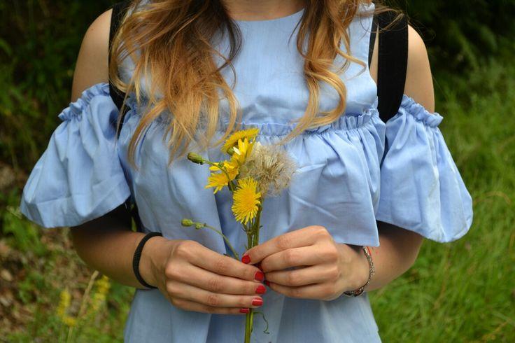 #Flower #blue #green #nature #inspiration #relax #me