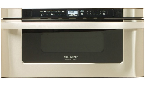 KB-6525PS | Microwave Drawer Oven | Microwaves | SHARP