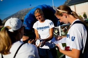 BYU schedule Women in Sports activities Saturday : CougarBlue.com
