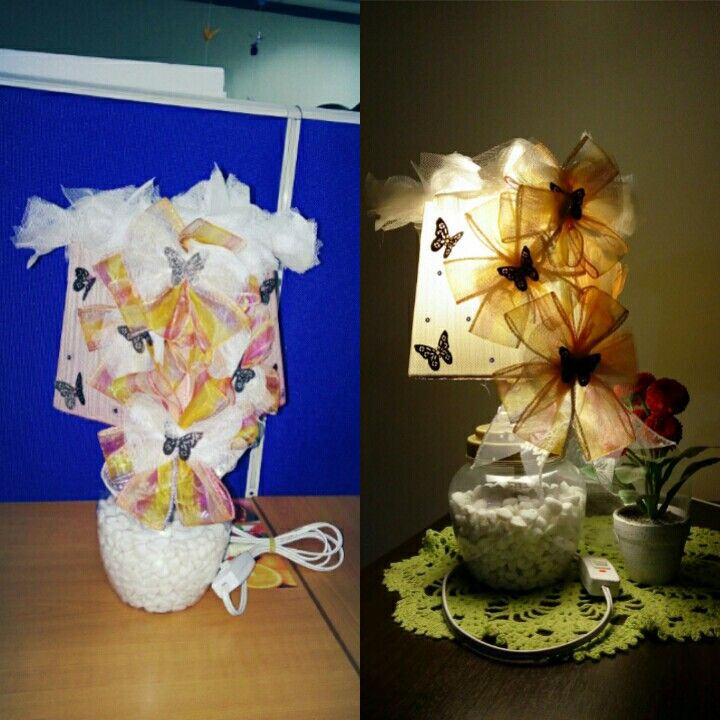 This is it!! My Table Lamp Artwork #1
