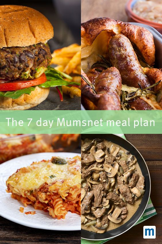 Best 51 healthy midweek meals images on pinterest healthy meals we turned mumsnetters favourite family dinner recipes and ideas into a kid friendly weekly forumfinder Choice Image