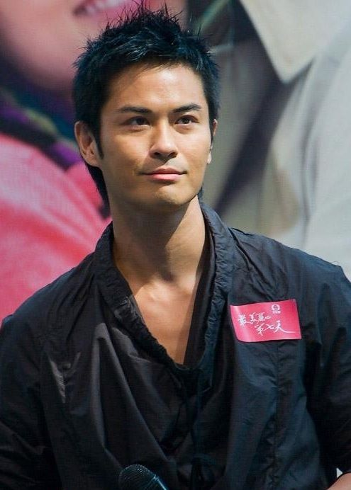 Kevin Cheng 鄭嘉穎 - handsome and talented