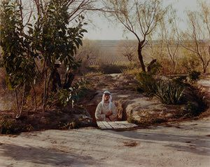 Member of the Christ Family Religious Sect Hidalgo County Texas, January 1983