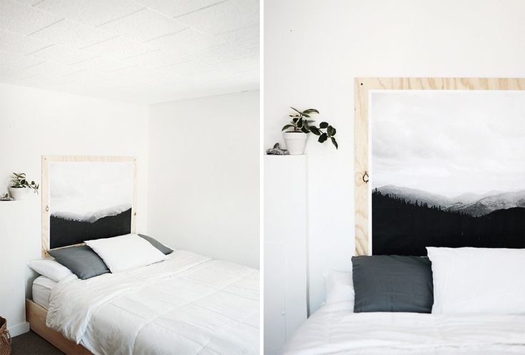 DIY sänggavlar i plywood – Husligheter