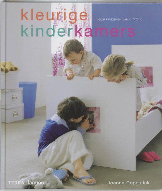 Kleurige kinderkamers