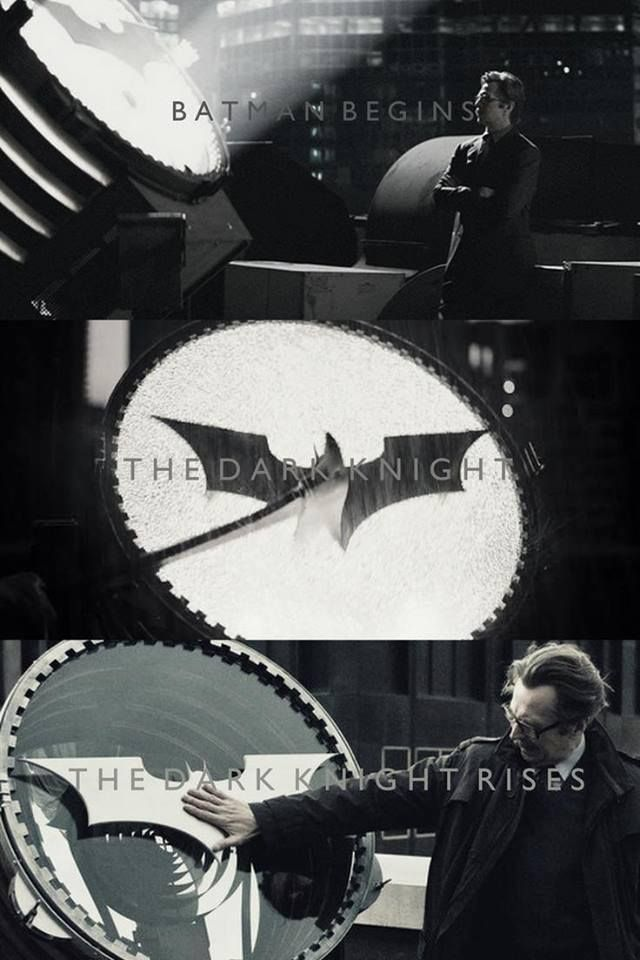 The Batsignal