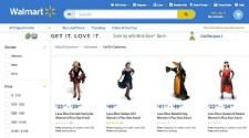 Are 'Fat Girl Costumes' on Walmart Site a Halloween Trick?