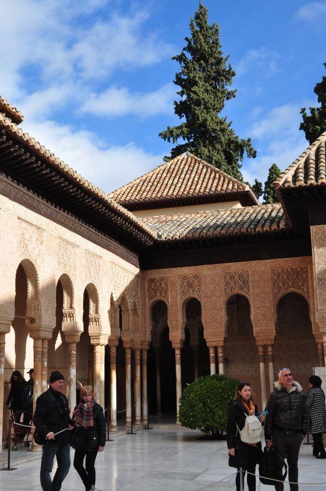 Alhambra – dzieło kultury mauretańskiej | dObraŻona w Maladze