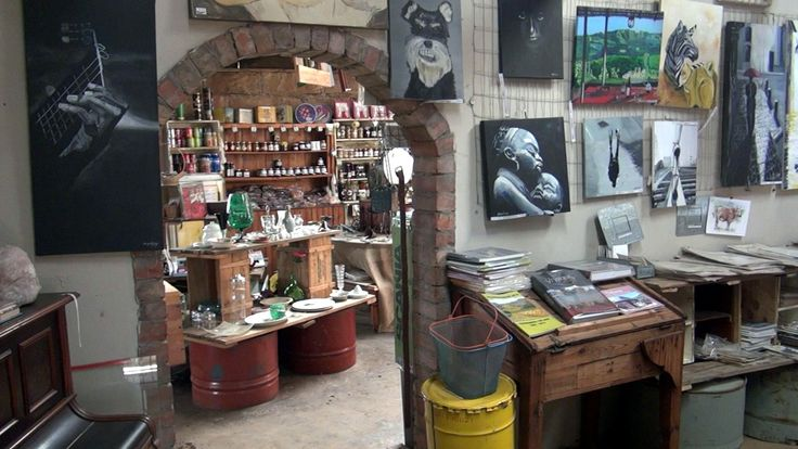 A shop filled with all sorts of things.