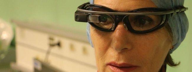 Google Glass e medicina