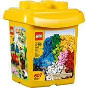 Small LEGO block sets. Christmas Gift Box / Christmas Shoebox Idea