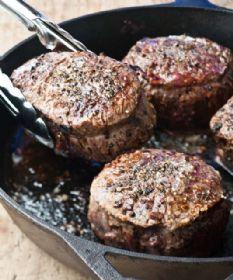 Steak House Steaks ~ Barefoot Contessa