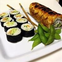 Lion King Sushi Roll -
